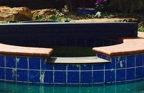 I need Okc painter to paint my pool tiles on my pool spa