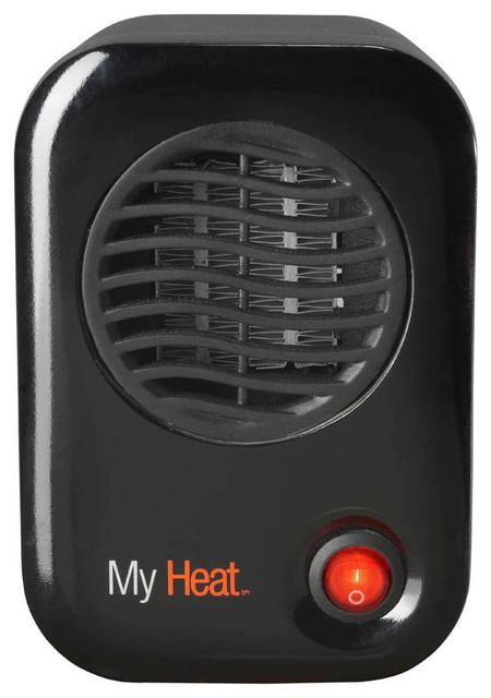 Lasko 200 Watt My Heat Personal Heater.