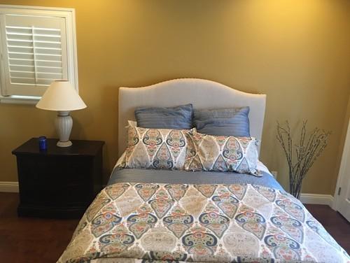 guest bedroom refresh need ideas