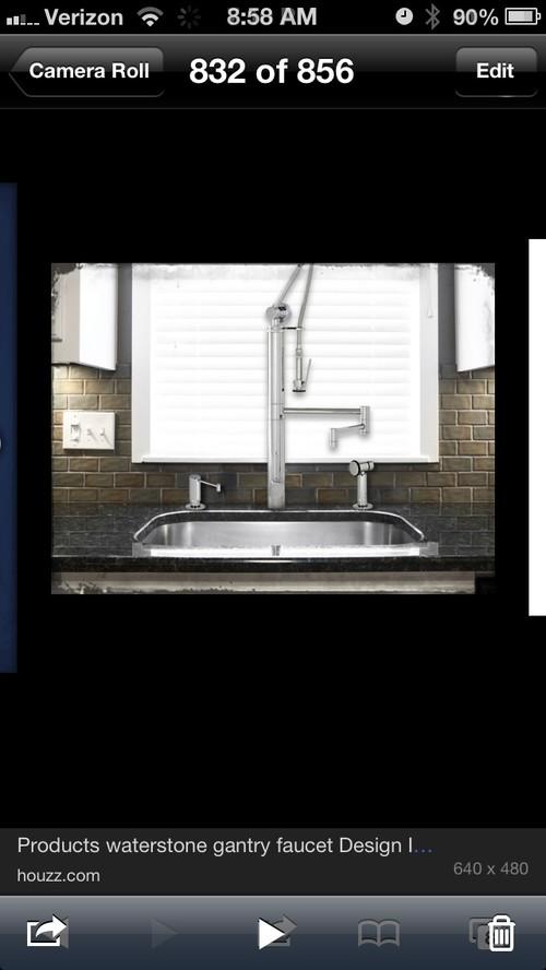 Help!! Marital Dispute Over Kitchen Faucet!