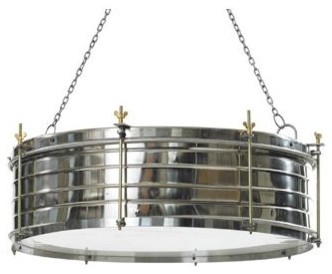 Buckley Drum Pendant Light Home Lighting contemporary pendant lighting