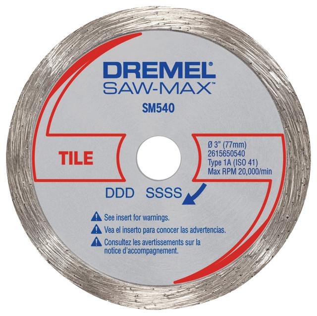 Dremel 3 Tile Diamond Wheel.