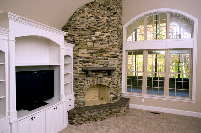 Home design - traditional home design idea in Other
