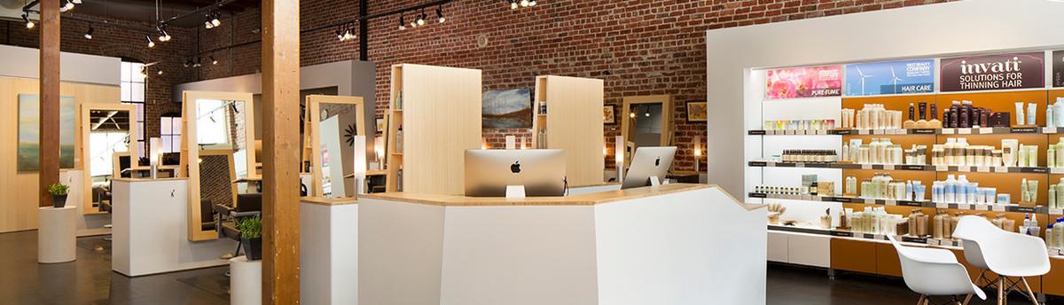 aya salon. Black Bedroom Furniture Sets. Home Design Ideas