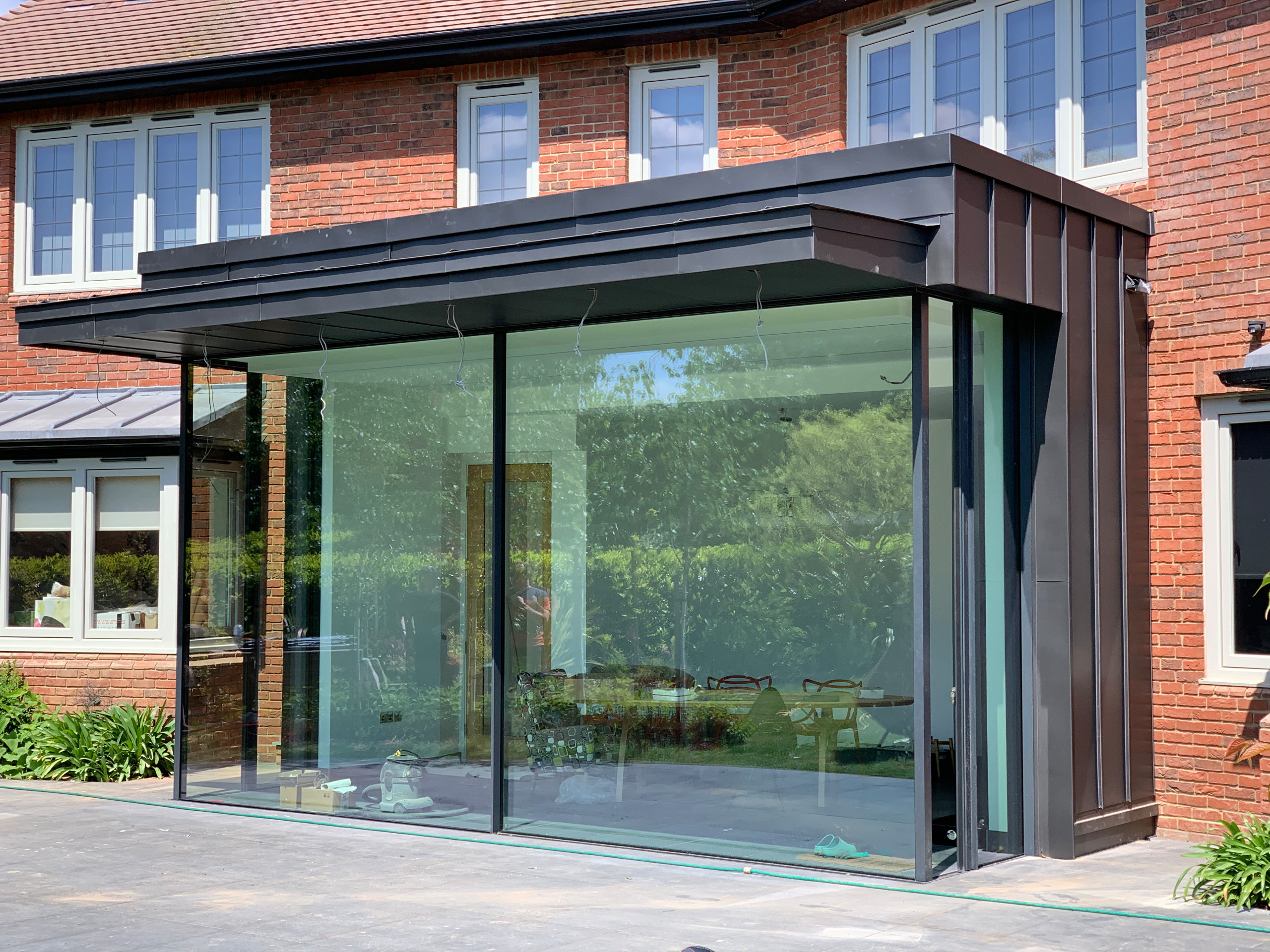 Ditton Grange Glass Box
