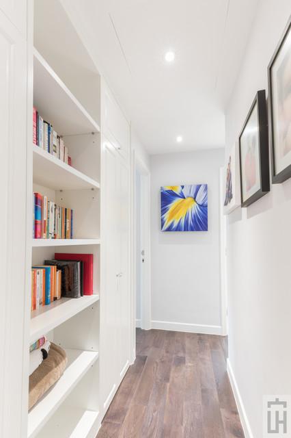 Home design - contemporary home design idea in Hong Kong
