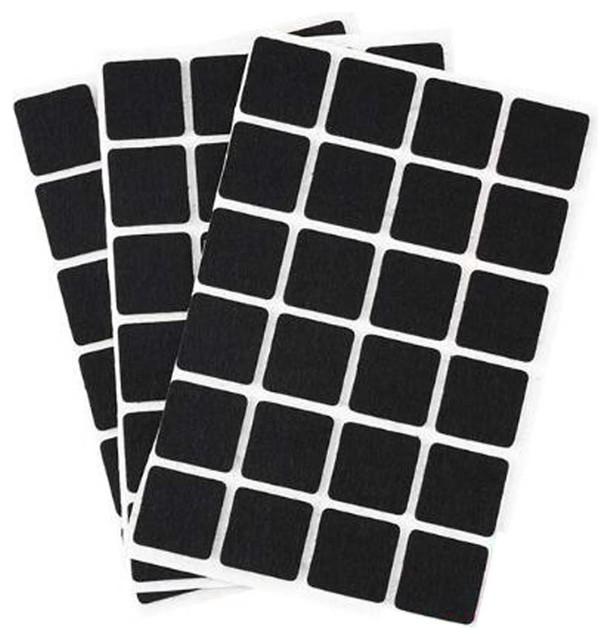 Black Chair Pads Felt Pads Furniture Pads Best Floor Protectors 216