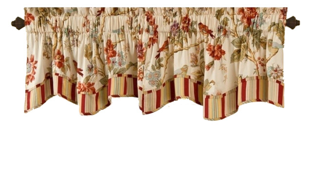blissliving charleston chirp valance view in your room houzz. Black Bedroom Furniture Sets. Home Design Ideas