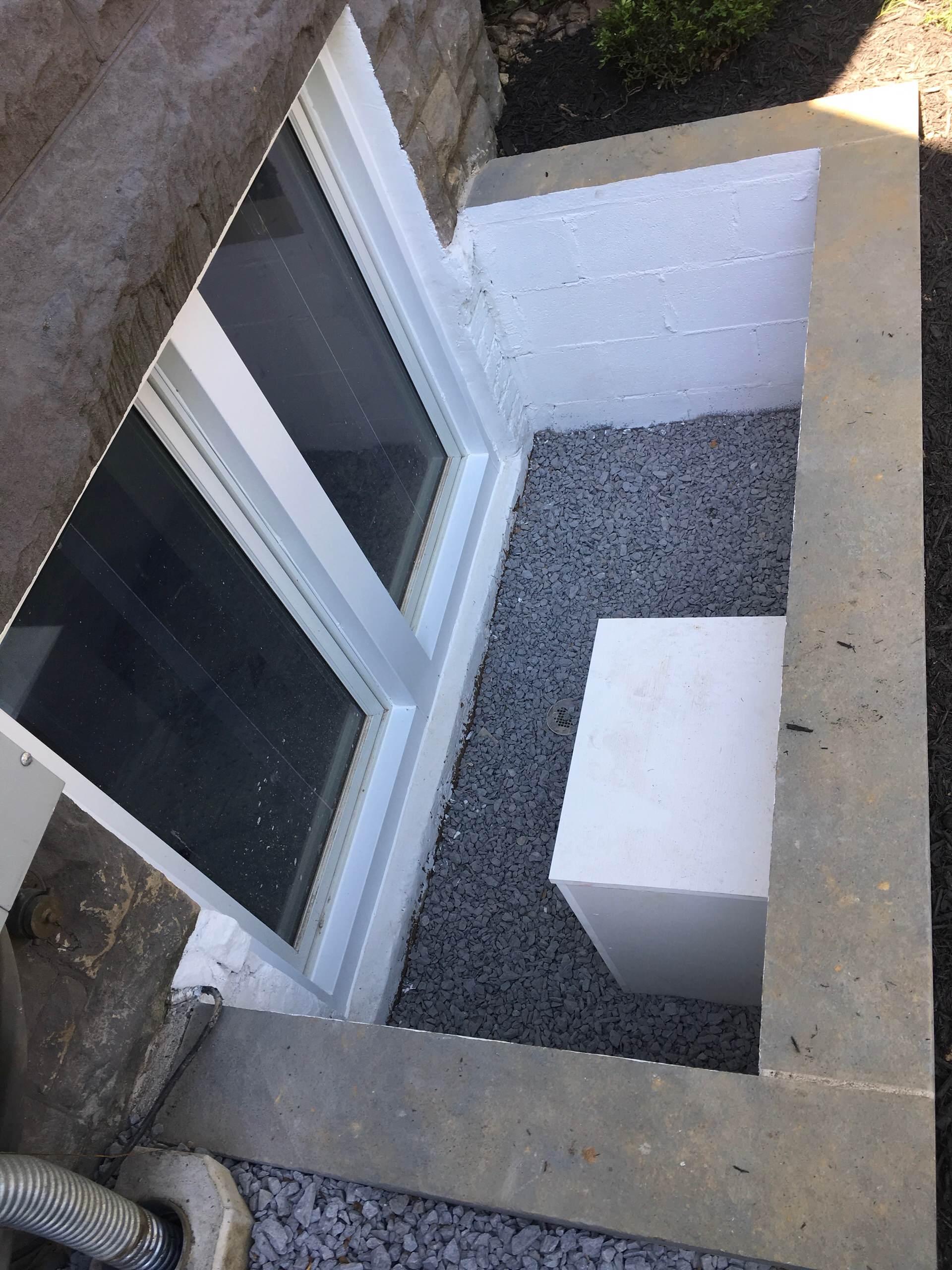 D.C. Window Egress
