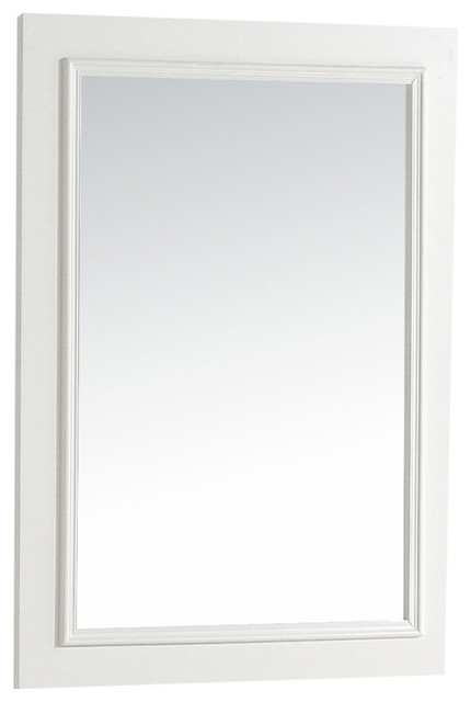 "Chartres Mirror, 22""x30"". -1"