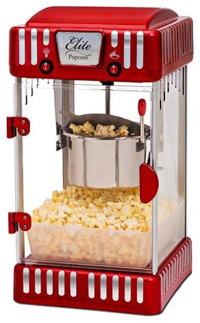 Elite Classic 2.5 Oz. Kettle Popcorn Maker.