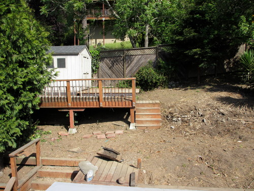 Any Ideas For Fixing Up My Backyard? Iu0027m Looking For A Low Maintenance,  Drought Tolerant Solution With Functional Living Space.