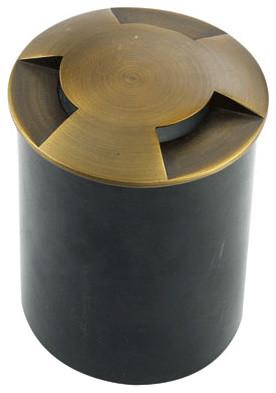 Die Cast Brass Antique Bronze LV Well Light LV-48