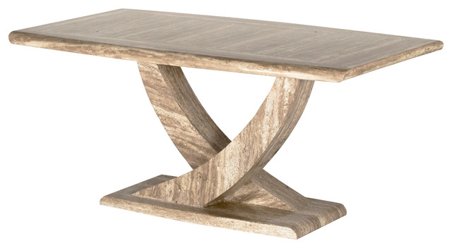 Olympia marble dining table traditional dining tables for Traditional dining table uk