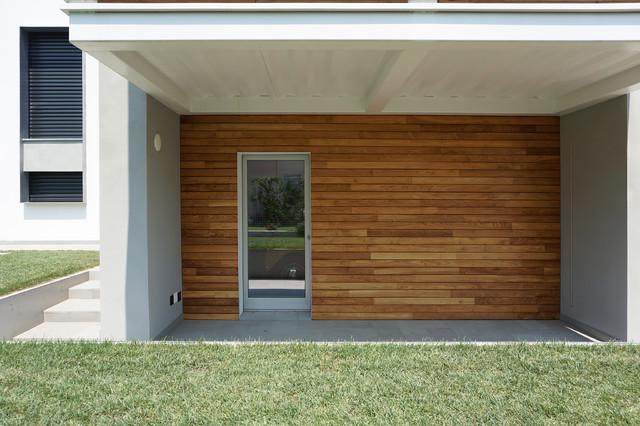 Loggia E Scorcio Terrazzo Moderno Altro Casa Design