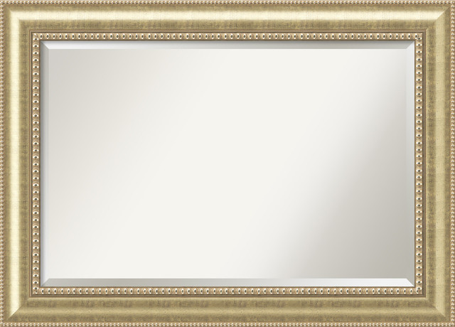 """Extra Large Wall Mirrors astoria wall mirror, extra large' 43""""x31"""" - traditional - wall"""