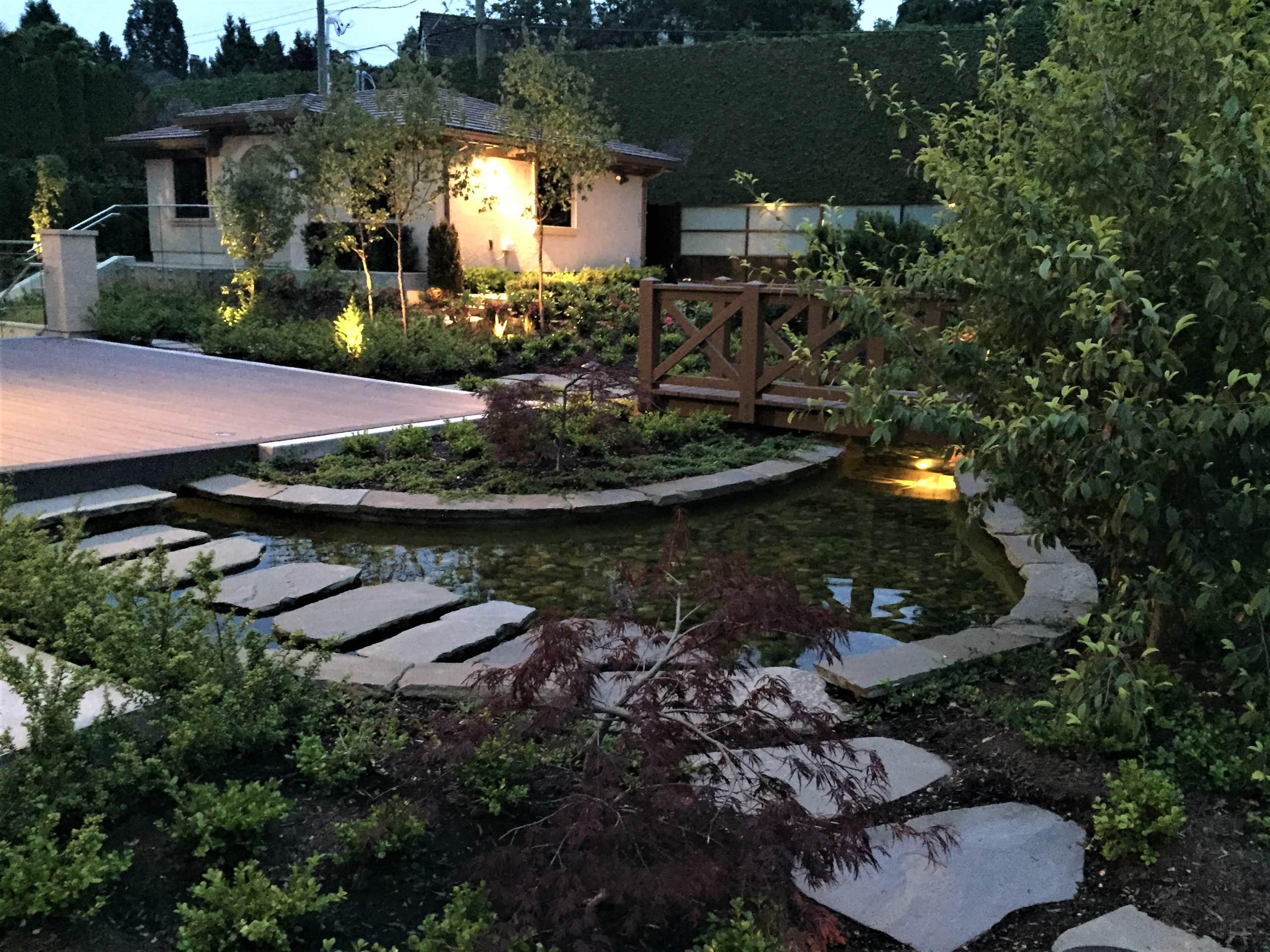 Shaughnessy Water Garden