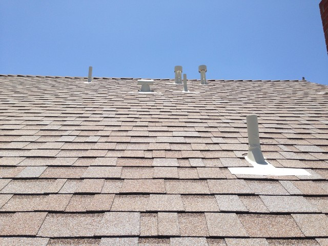 Owens corning duration shingles contemporary san diego for Modern roof shingles