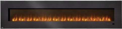 Napoleon 100 Slimline Wall Mount Electric Fireplace.