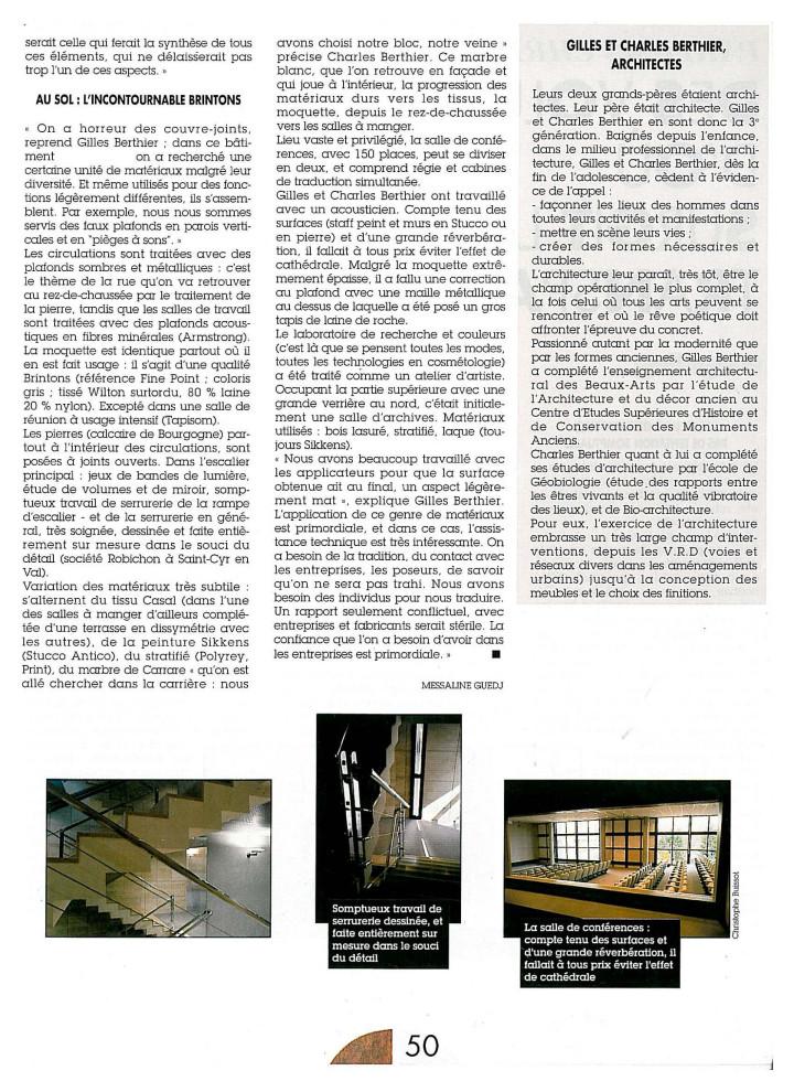 Site Industriel R&D Parfums - Loiret
