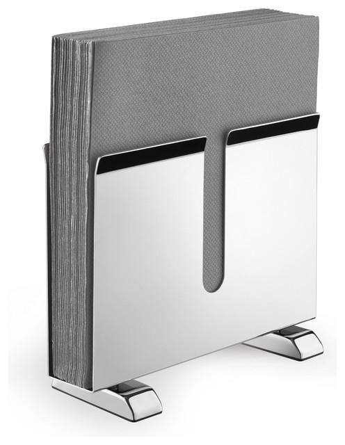 Collo Serviette Holder modern-napkin-holders