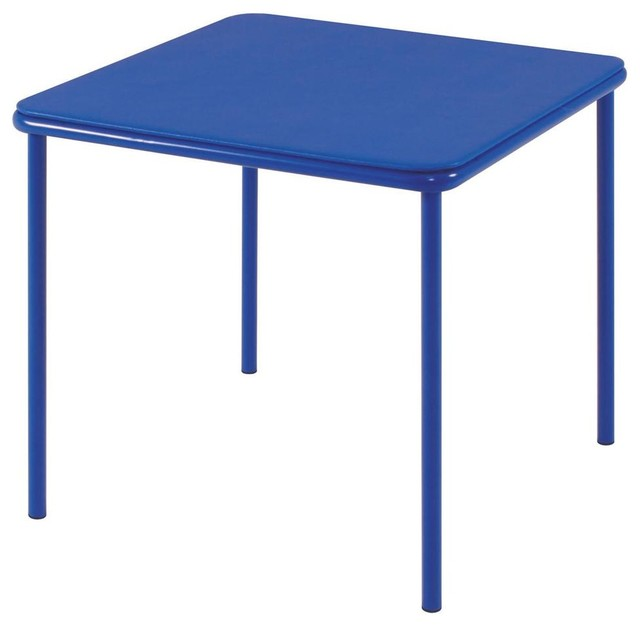 Cosco Office Kids Vinyl Top Table Tables And Chairs