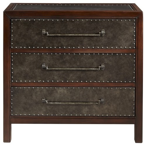 Madison Park Tracer 3-Drawer Chest