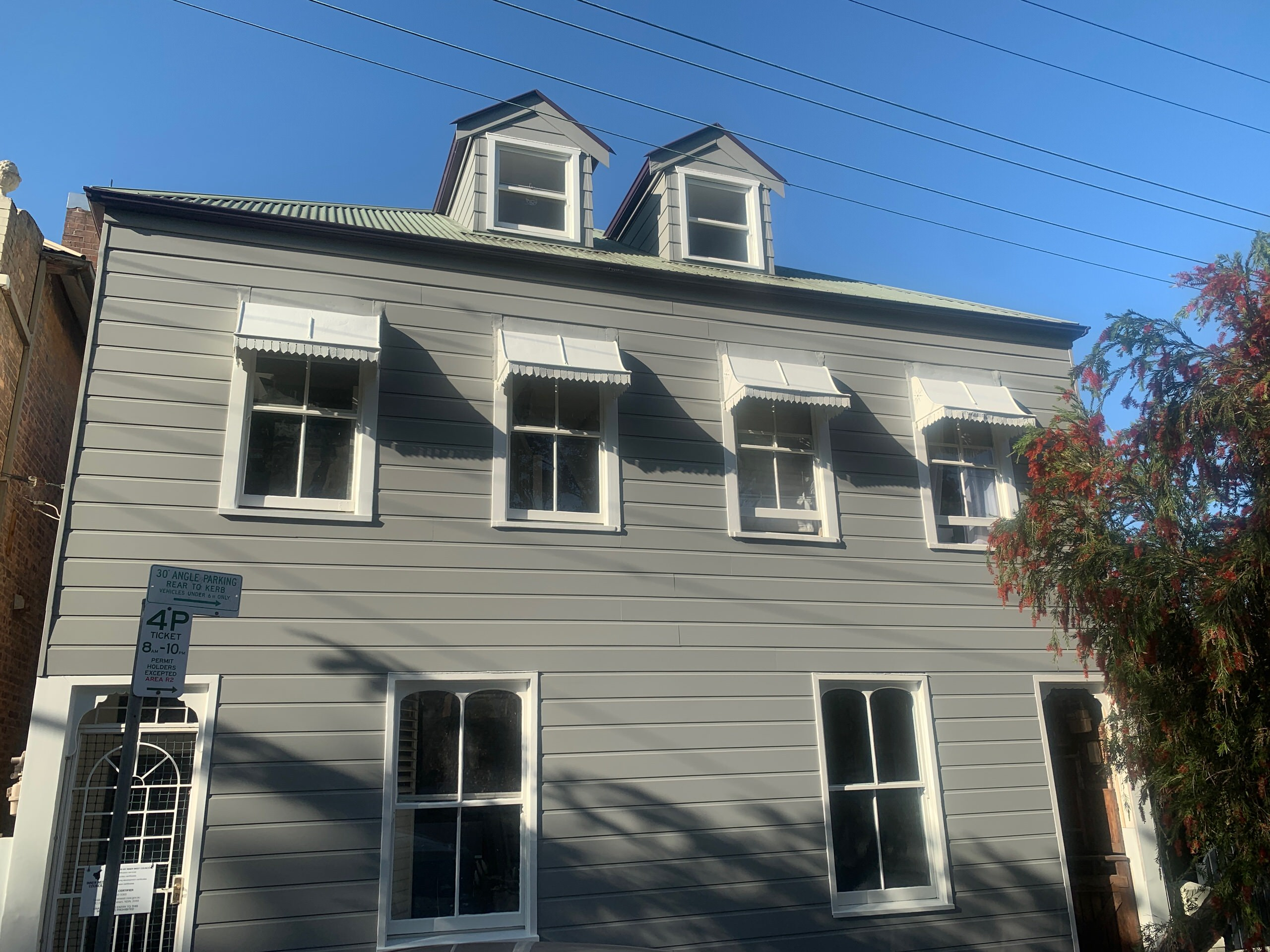 Rozelle Timber Home