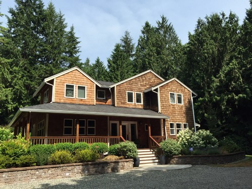 Exterior Stain Color