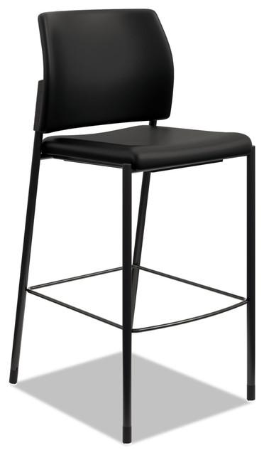 Fantastic Hon Accommodate Cafe Stool 23 3X21 3X31 4 300 Lb Weight Capacity Inzonedesignstudio Interior Chair Design Inzonedesignstudiocom
