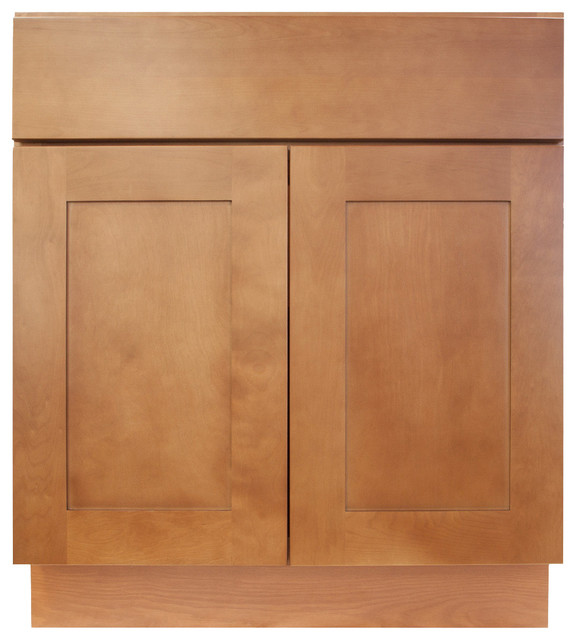 Lesscare Newport Vanity Sink Base Cabinets 24 30 36 Wide Transitional Bathroom Vanities And Consoles By Aaadistributorcom