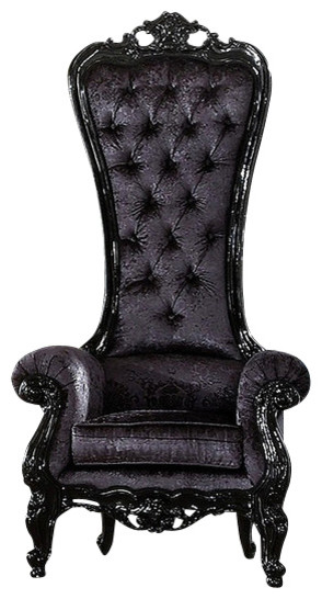 Queen Chair - Victorian - Armchairs And Accent Chairs - by Diva ...