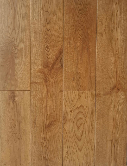 Truffle Oak, Random Length Solid Hardwood Flooring, 11.3 Sq. Ft..