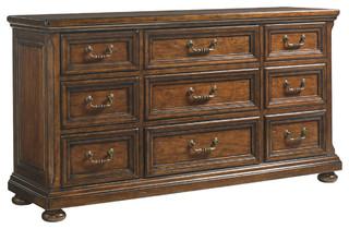 Lexington Coventry Hills Grayson Triple Dresser 945-234