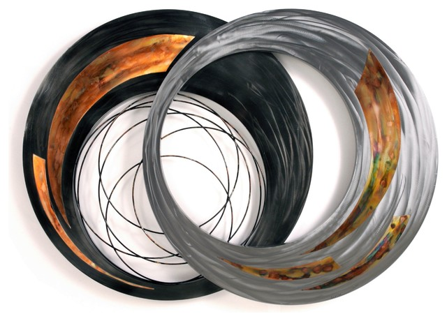 Affinity Contemporary Wall Sculpture. -1