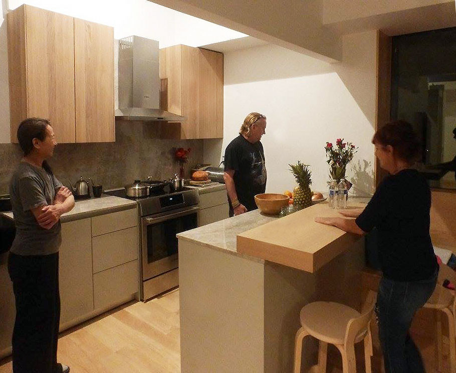 Burnell Drive Kitchen - After