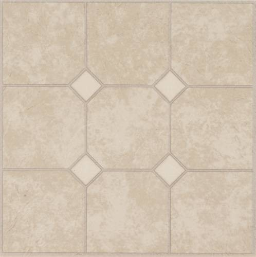 Armstrong Units Self-Adhesive Floor Tile Beige Sand