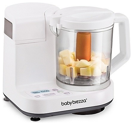 baby brezza bottle sterilizer manual
