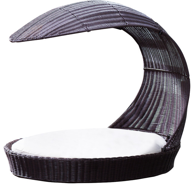 Outdoor Dog Chaise Lounger Contemporary Beds By The Refined Canine