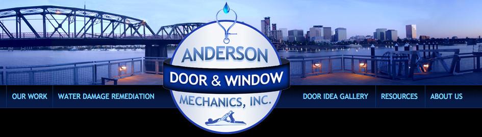 Anderson Door And Window Mechanics Inc Tigard Or Us 97224