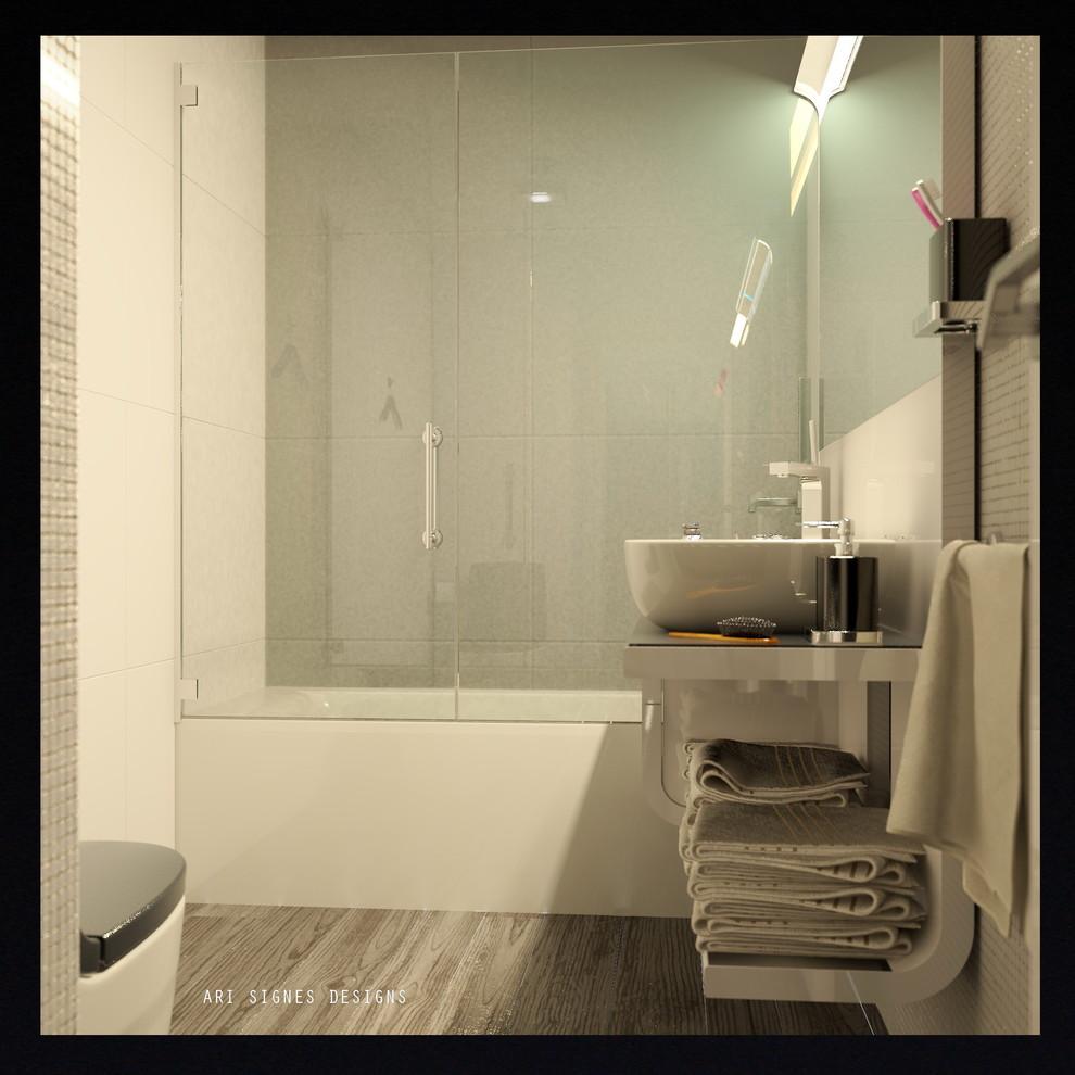 Small bachellor apartment