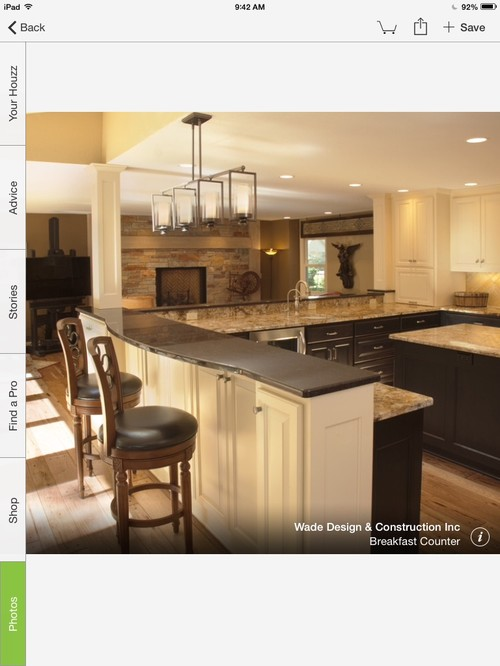 wonderful Bar Height Kitchen Cabinets #3: Getting a new kitchen and pondering the pros and cons.