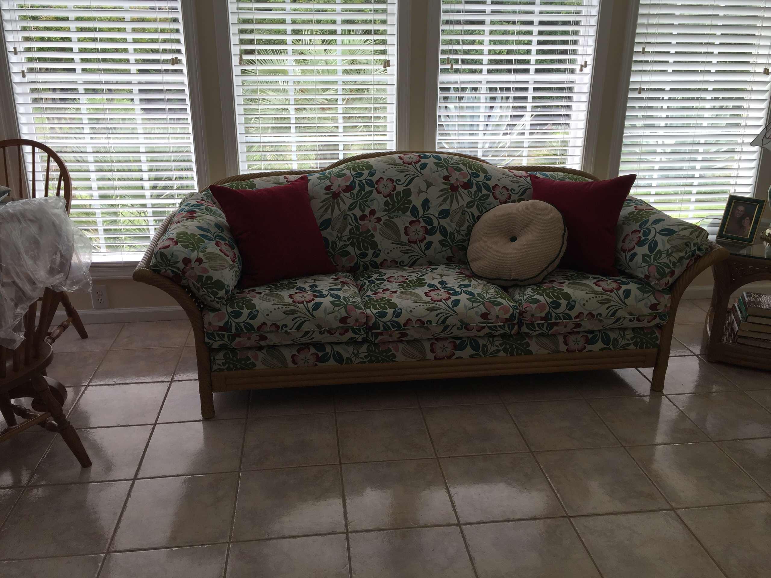 Slipcovers/Reupholstery with Sunbrella fabrics