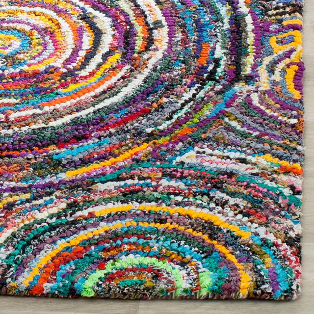 Safavieh Marie Textured Rug, Multicolored, 3&x27;x5&x27;.
