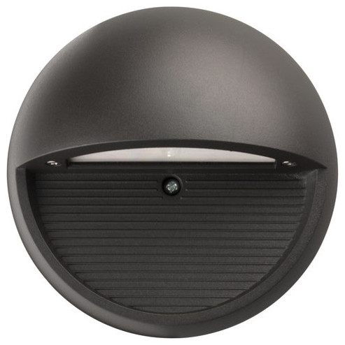 Lithonia Lighting OLSR M6 Outdoor LED Step Light Round