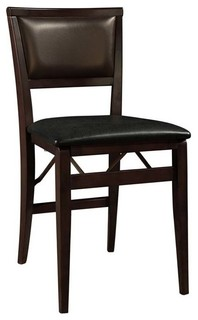 Keira Pad Folding Chair, Set of 2