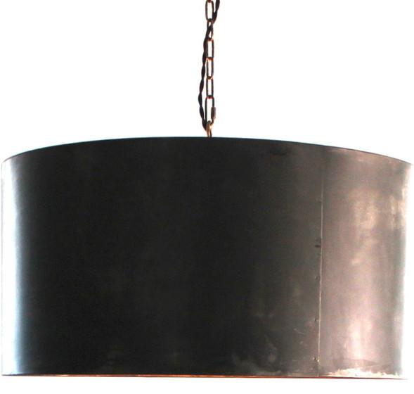 Hand-Crafted Drum Pendant Light