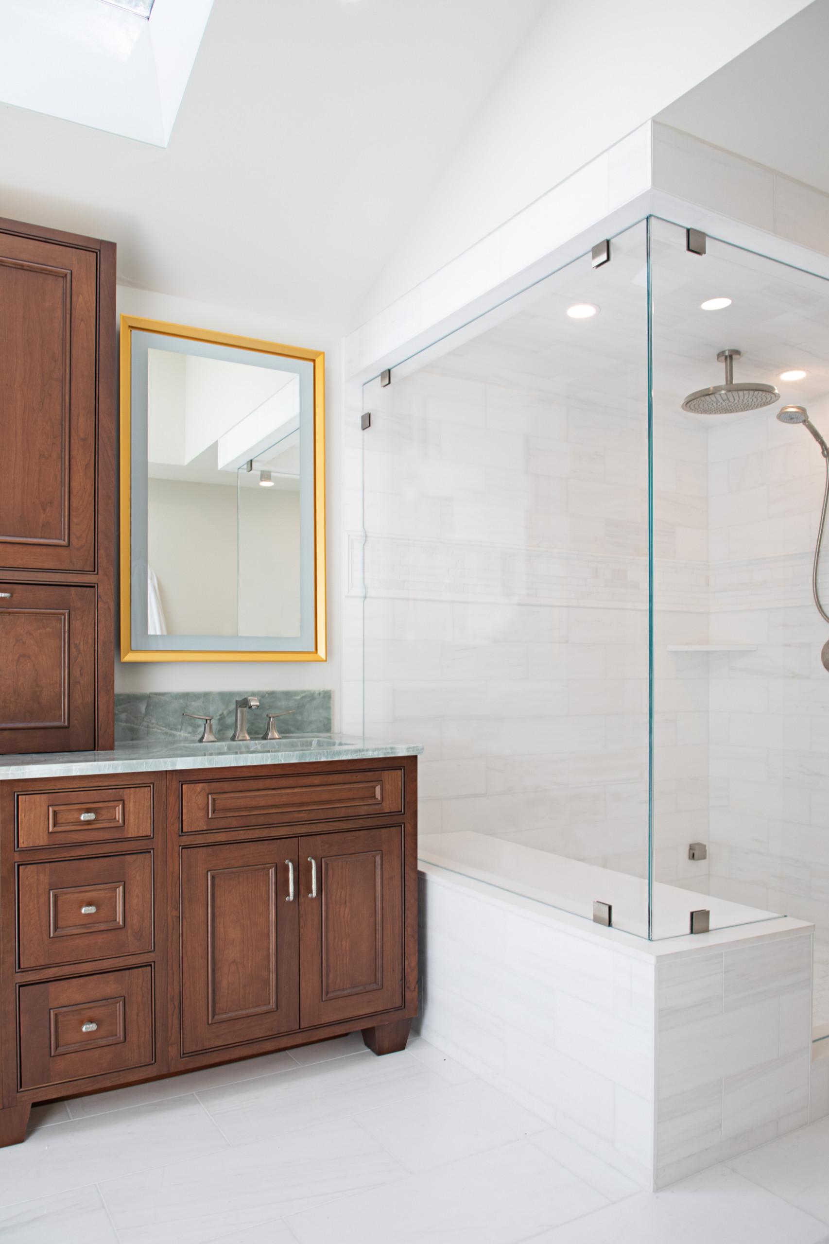 Master Bath Remodel - DeWills Cabinets