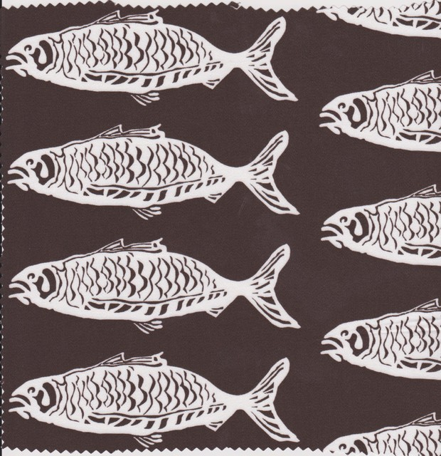 school o fish/ chocolate