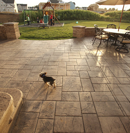 Stamped Concrete Patios Magroup Co